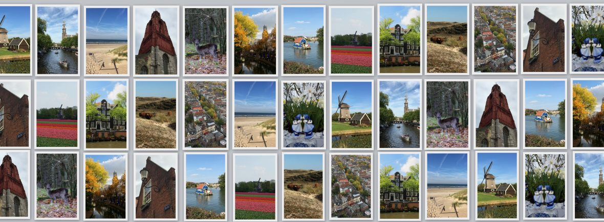 The Netherlands (collage) | excursions netherlands