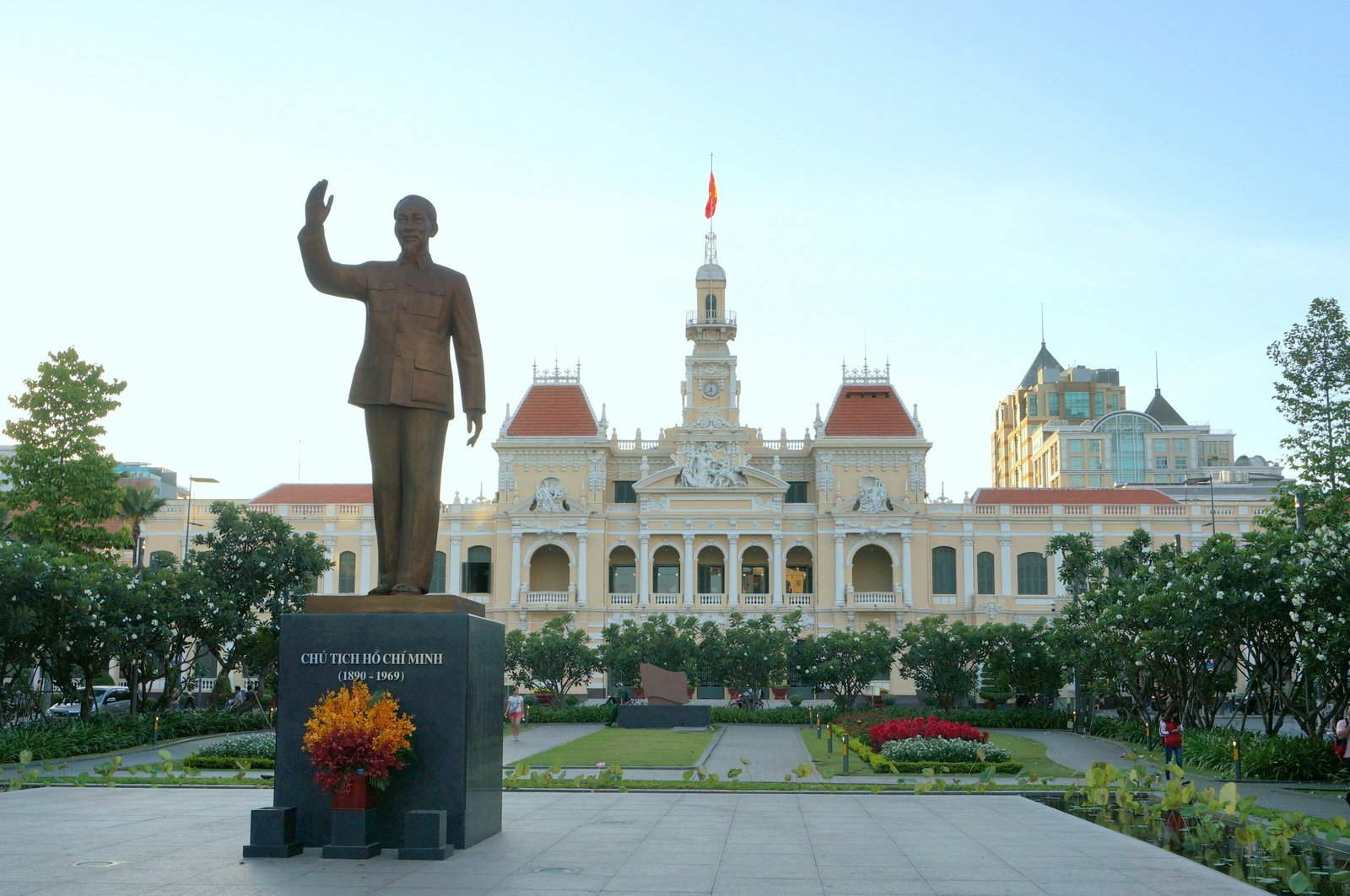 Ho Chi Minh - Vietnam | cómo organizar un viaje a Vietnam