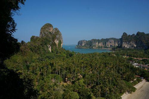 Mirador de Railay | Guía 2 días en Railay - Tailandia