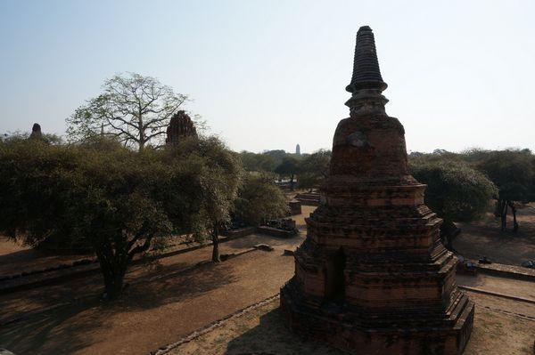 Wat Ratburana | Ciudad Histórica de Ayutthaya, Tailandia
