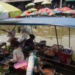 Floating Markets – Bangkok, Thailand