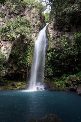 Catarata Cangreja, Rincon de la Vieja - Costa Rica