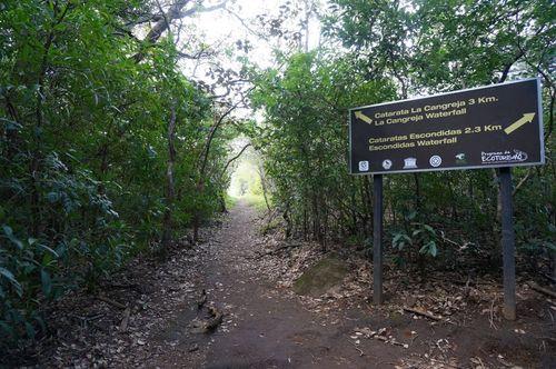 Senderos Rincon de la Vieja - Costa Rica