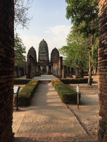 Wat Si Sawai | Parque Histórico de Sukhothai