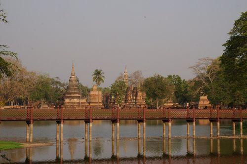 Parque Histórico de Sukhothai - Tailandia