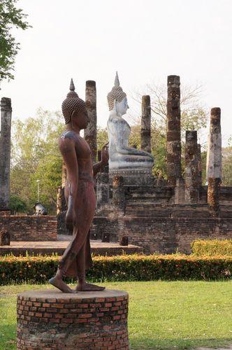 Wat Sa Si | Parque Histórico de Sukhothai