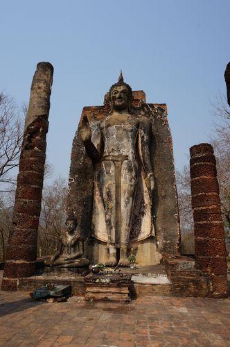 Wat Saphan Hin | Parque Histórico de Sukhothai