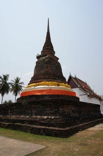 Wat Trapang Thong | Parque Histórico de Sukhothai