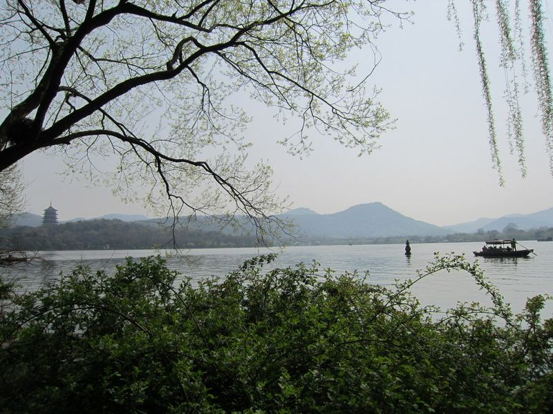 Lago Hangzhou | Itinerario 20 días China
