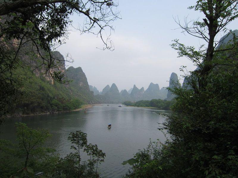 Ruta por Li River | Itinerario 20 días China
