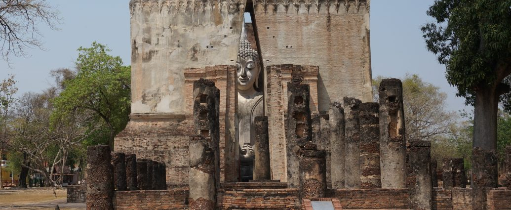 Sukhothai things to do - Thailand | qué hacer en Sukhothai