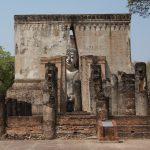 Parque Histórico de Sukhothai | Amanecer de la Felicidad