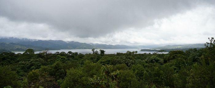 Mirador desde Volcán Arenal