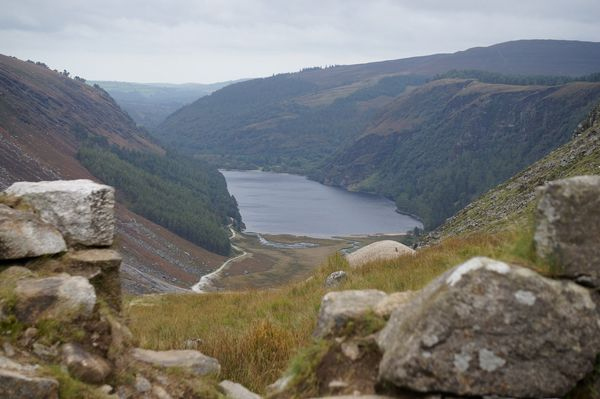 Spinc and Glenealo Valley, Glendalough | Itinerario 4 días en Dublín y alrededores