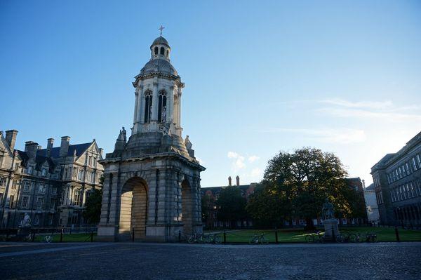 Trinity College | Qué hacer en Dublín