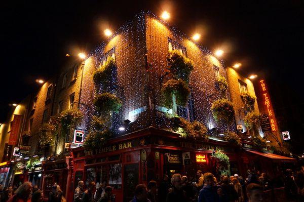 Temple Bar | Qué hacer en Dublín
