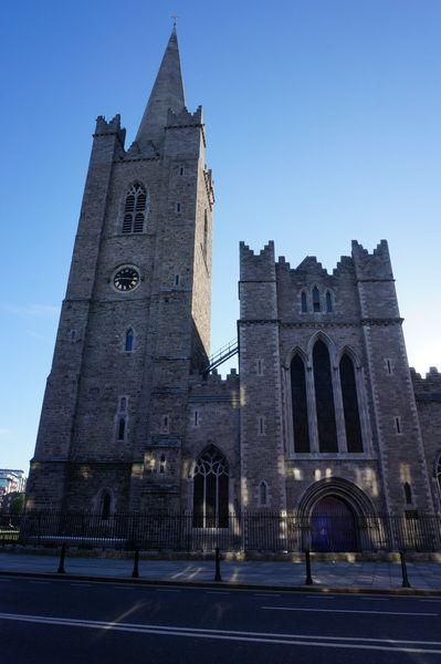 Saint Patrick's Cathedral | Qué hacer en Dublín