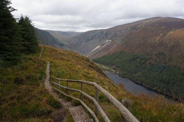 Spinc and Glenealo Valley, Glendalough | Excursiones desde Dublín