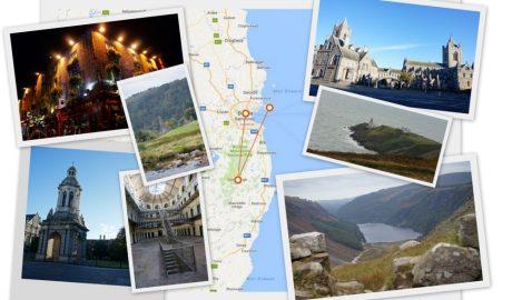 Itinerario 4 días en Dublin