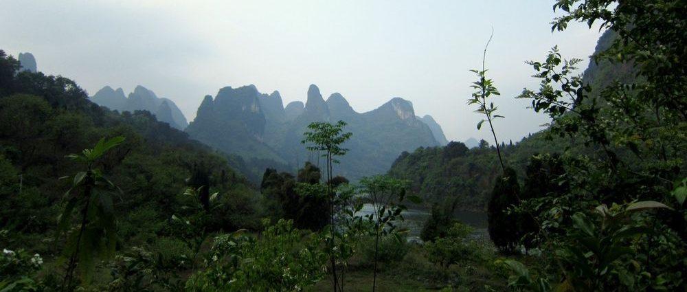 National Parks of China   Parques Nacionales y Reservas Naturales de China