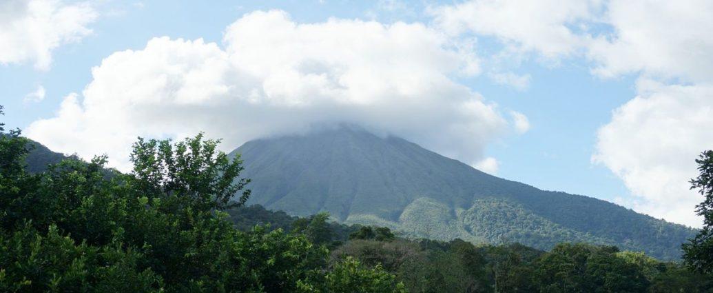 Volcán Arenal, La Fortuna - Costa Rica