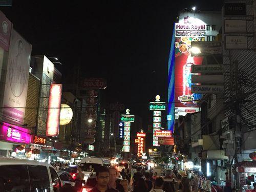 Chinatown | Guía de Bangkok, Tailandia