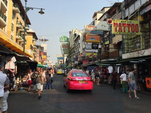 Khao San Road | Guía de Bangkok, Tailandia