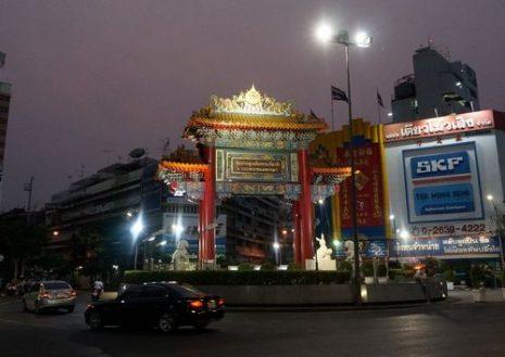 Puerta Chinatown | Guía de Bangkok, Tailandia