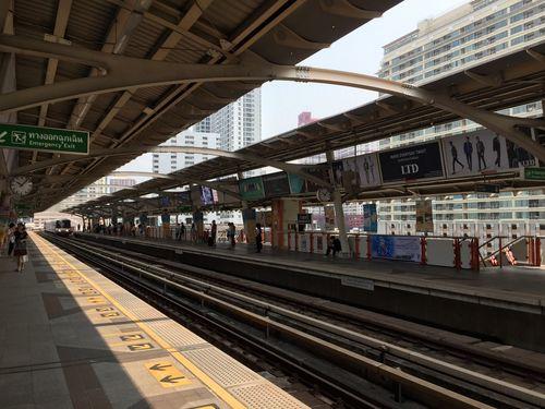 BTS Station | Transporte en Bangkok, Tailandia