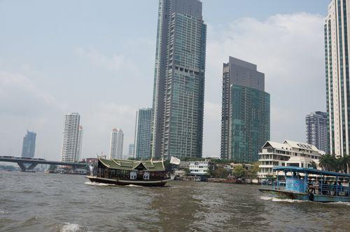 Chao Phraya River | Transporte en Bangkok, Tailandia