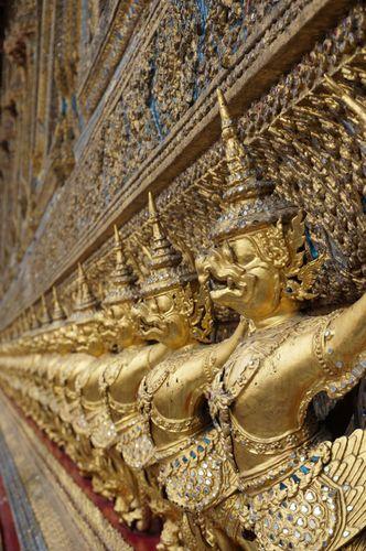 Wat Pra Kaeow, Grand Palace| Guía de Bangkok, Tailandia