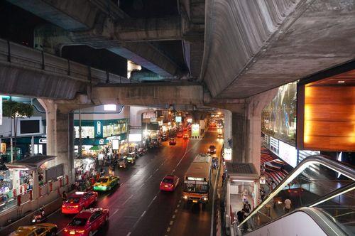 Siam | Transporte en Bangkok, Tailandia