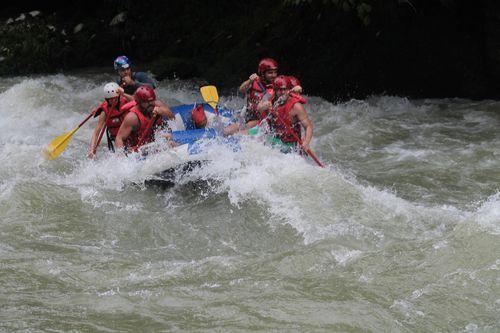 Río Pejibaye | Guía de ríos de rafting en Costa Rica