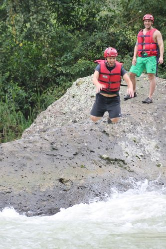 Rafting Río Pejibaye - Costa Rica