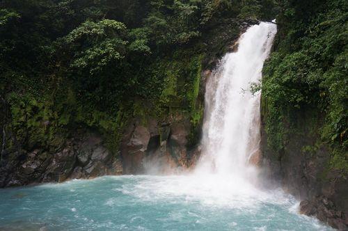 Catarata Río Celeste - Costa Rica