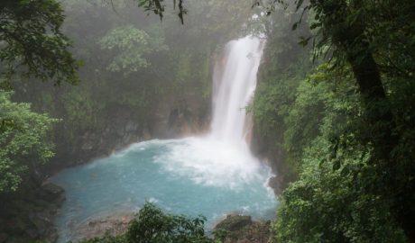 Parque Nacional Volcán Tenorio | Recorriendo el Río Celeste
