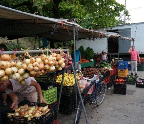 Mercado en Quepos - Costa Rica