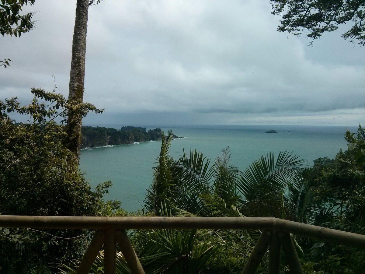 Mirador en Parque Nacional Manuel Antonio - Costa Rica