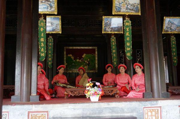Tu Duc Tomb, Hue - Vietnam