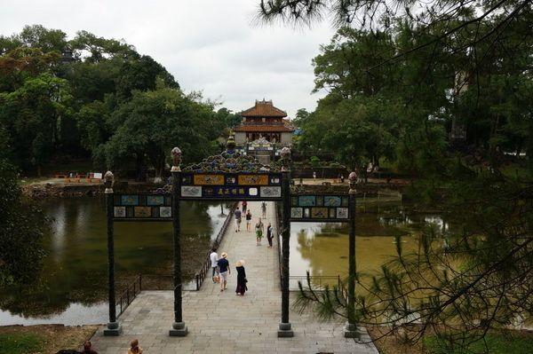 Ming Mang Tomb, Hue - Vietnam | Itinerario 19 días Vietnam
