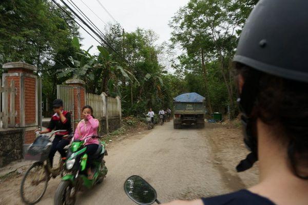 Ruta en moto por los Mausoleos, Hue - Vietnam