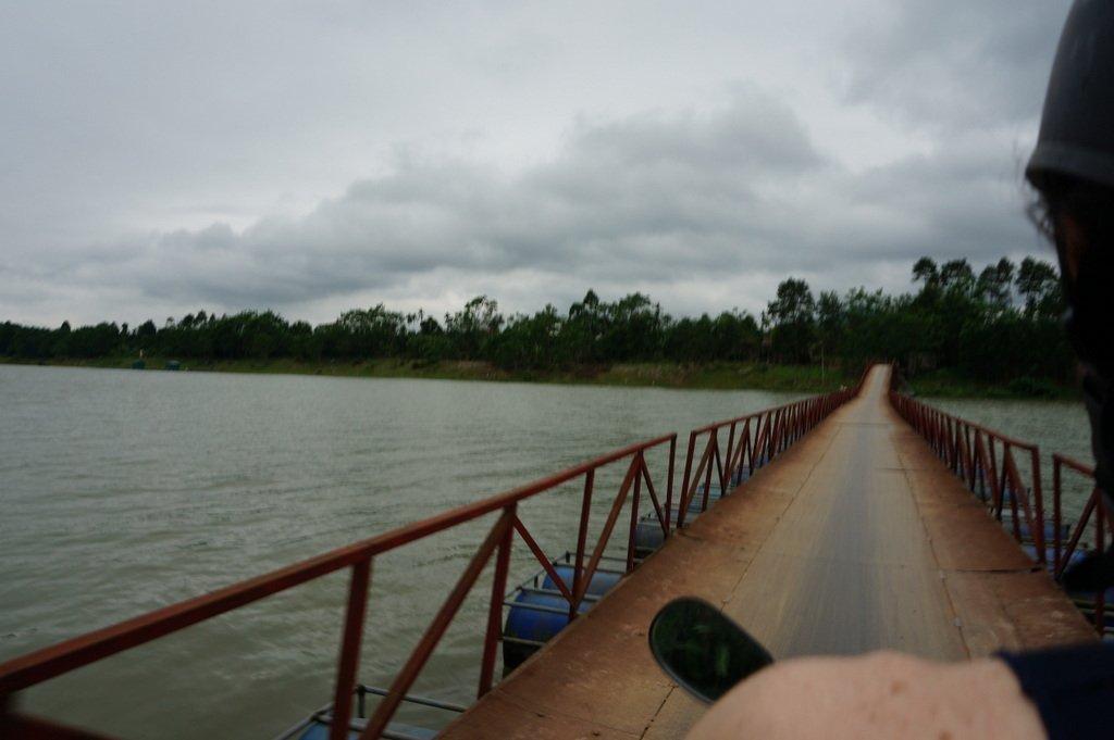 Route by motorbike, Hue - Vietnam