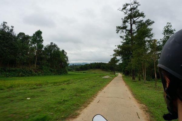Ruta en moto por las tumbas de Hue - Vietnam