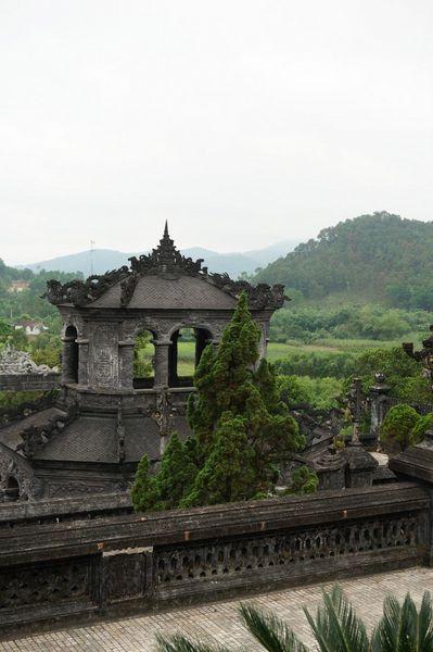 Khai Dinh Tomb, Hue - Vietnam