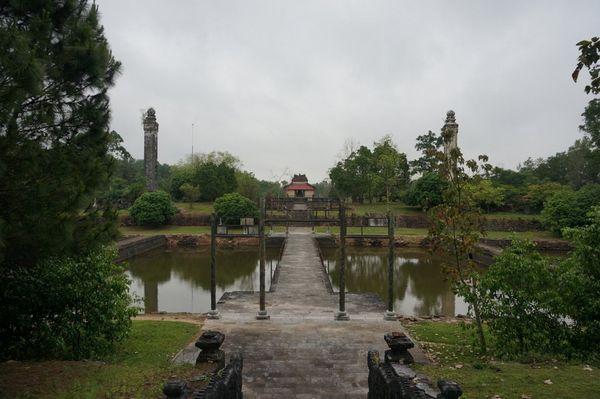 Thieu Tri Tomb, Hue - Vietnam