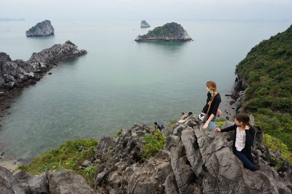 Viewpoint Monkeys Island - Consejos viaje Vietnam