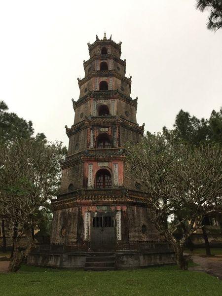 Thien Mu Pagoda, Hue - Vietnam