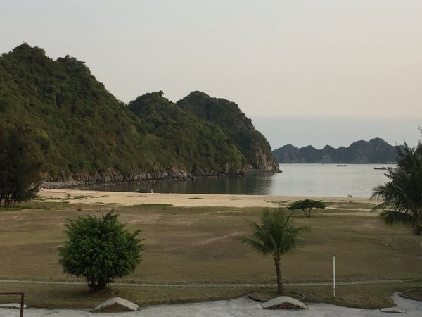 Lonely beach, Cat Ba - Vietnam
