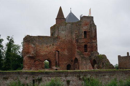 Ruins of Brederode Castle - Santpoort-Zuid