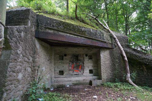 Bunker Wn92 1 R676 - Nationaal Park Zuid-Kennemerland